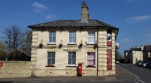 Railway Arms Pub Saffron Walden