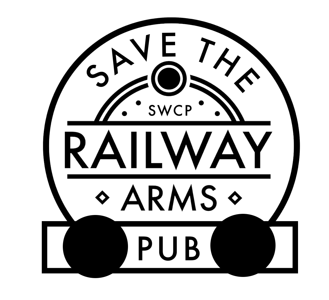 Save The Railway Arms Pub (STRAP)